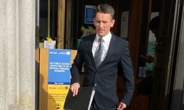 Drink-driver who flipped car 'several times' turned up at garage 'covered in blood'