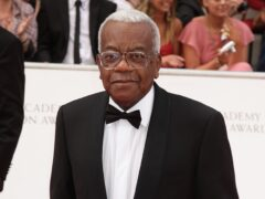 Sir Trevor McDonald said: 'I am delighted to be taking on this iconic role' (Yui Mok/PA)