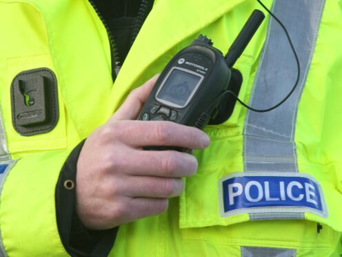 Police are appealing to the public for information after a 69-year-old scooter rider died following a crash in the Highlands (David Cheskin/PA)