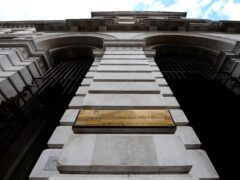The Foreign Office in central London (Clive Gee/PA)