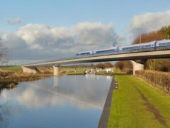 Transport Secretary Grant Shapps has signalled that a major rethink of the HS2 project between Birmingham and Leeds could be in order (HS2/PA)