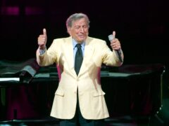 Tony Bennett performs at the Roundhouse during the iTunes Festival (PA)