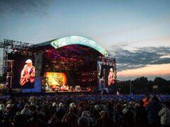 Isle of Wight Festival (David Jensen/PA)