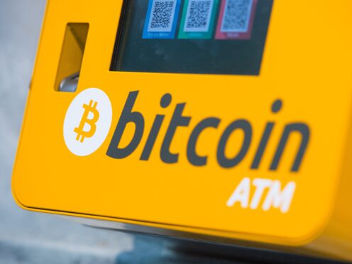 Bitcoin is the best-known cryptocurrency (Dominic Lipinski/PA)