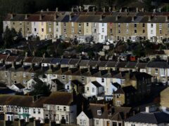 The average price tag on a home has hit a new high in all nations or regions of Britain and in all market sectors for the first time since 2007, according to Rightmove (Gareth Fuller/PA)