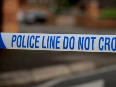 Police are investigating an incident that occurred at around 2:30pm on Saturday (Peter Byrne/PA)