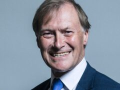 Sir David Amess, known for his long-running campaign to make Southend a city, died on Friday (House of Commons/PA)