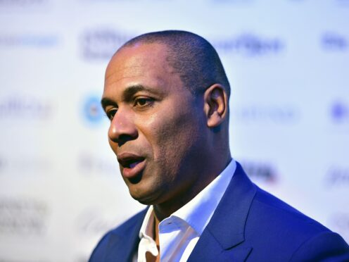 Les Ferdinand is excited about QPR's future (Dominic Lipinski/PA)