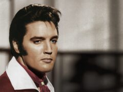 Ronnie Tutt drummed for Elvis Presley for eight years (PA)