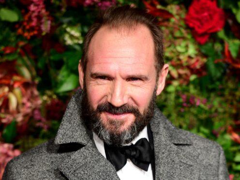 Ralph Fiennes (Ian West/PA)