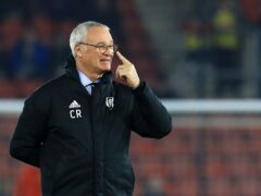 Claudio Ranieri, pictured, is expected to take over as manager at Watford (Mark Kerton/PA)