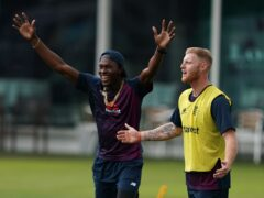 Jofra Archer (left) and Ben Stokes will be missing for England (Tess Derry/PA)