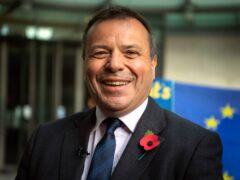 Millionaire Brexit-backing businessman Arron Banks has lost his Court of Appeal fight over a six-figure inheritance tax bill on his donations to Ukip (Victoria Jones/PA)