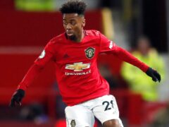 Angel Gomes has been given his first England Under-21 call-up (Martin Rickett/PA)