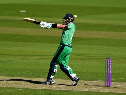 Barry McCarthy is one of three players who have been cut from Ireland's T20 squad (Mike Hewitt/PA)