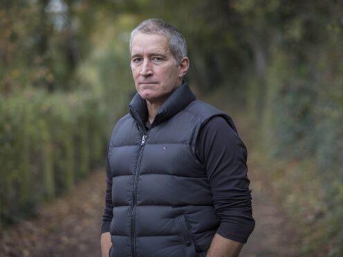Matt Wiessler (John Hall/ITV/PA)