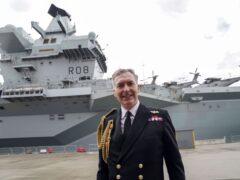 Admiral Sir Tony Radakin (Steve Parsons/PA)
