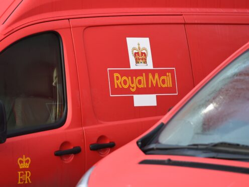 Around 20,000 seasonal workers to be recruited by Royal Mail and Parcelforce (Joe Giddens/PA)