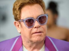 Elton John (Matt Crossick/PA)