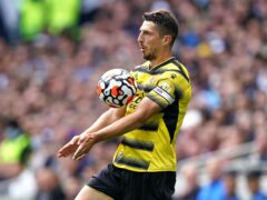 Craig Cathcart said Watford's hire-and-fire approach was working for the club (Mike Egerton/PA)