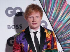 Ed Sheeran has revealed he drank every day when he was not touring (Jonathan Brady/PA)