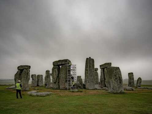 The daughter of a 1930s Stonehenge custodian is sharing her memories of the mysterious landmark for an English Heritage project (Ben Birchall/PA)