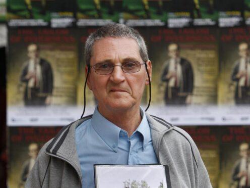 Terry Lubbock (Danny Lawson/PA)