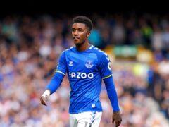Everton forward Demarai Gray is enjoying his football again (Peter Byrne/PA)