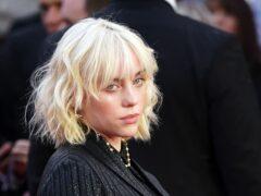 Billie Eilish is to headline on the Pyramid Stage at next year's Glastonbury Festival (Jonathan Brady/PA)