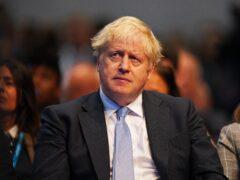 Prime Minister Boris Johnson (Peter Byrne/PA)