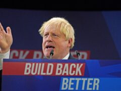 Prime Minister Boris Johnson has been criticised by business leaders (Peter Byrne/PA)