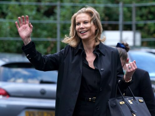 Financier Amanda Staveley has work to do after her Saudi-backed consortium completed its takeover at Newcastle (Owen Humphreys/PA)