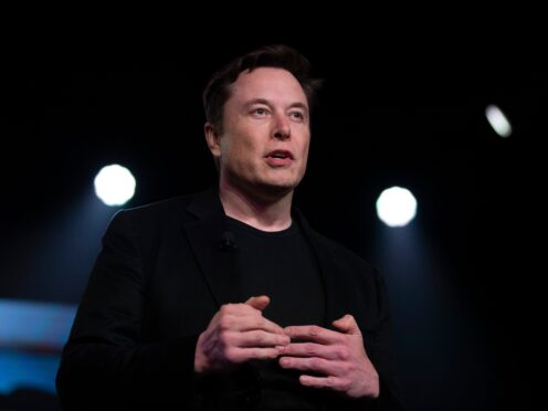 Elon Musk (AP)
