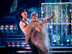 Strictly (Guy Levy/BBC)