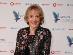 Women of the Year Lifetime Achievement Award 2021 Winner Dame Esther Rantzen (Jonathan Brady/PA)