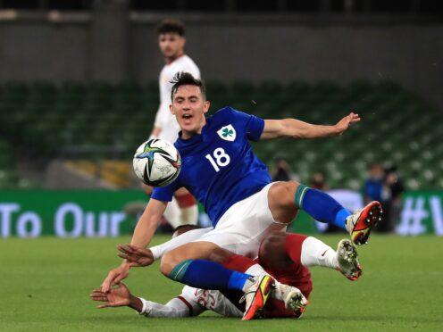 Republic of Ireland midfielder Jamie McGrath has enjoyed a rapid rise (Donall Farmer/PA)