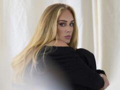 Adele released her latest single, Easy On Me (Simon Emmett/Columbia Records)