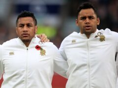 Mako, left, and Billy Vunipola have missed out on England selection (Mike Egerton/PA)