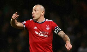 Aberdeen captain Scott Brown pays tribute to Walter Smith for transcending the Old Firm divide