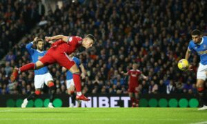 Aberdeen dig deep to earn a point in Ibrox thriller against Rangers