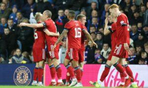 Boss Stephen Glass insists rattling Rangers will silence critics desperate to shoot Aberdeen down