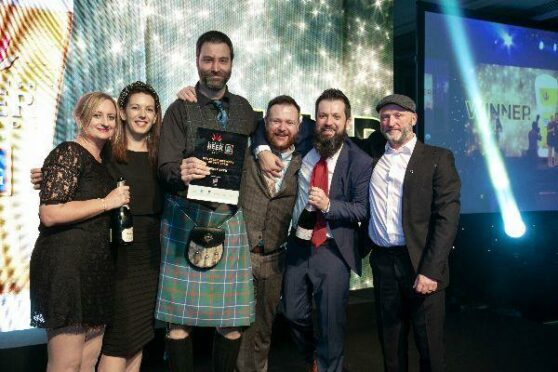 Aberdeen's Fierce Beer comes out on top as they claim Scottish Brewery of the Year title plus 10 other accolades