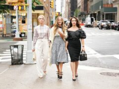 Sex And The City reboot And Just Like That will arrive in December, HBO has confirmed (HBO/PA)