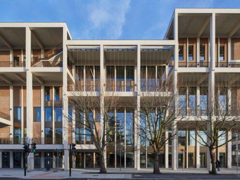 Kingston University Town House (Ed Reeve)