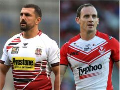 The incident between Ben Flower and Lance Hohaia dominated the headlines after the 2014 Super League Grand Final (Mike Egerton/Lynne Cameron/PA)