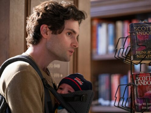 Popular thriller series You has been renewed for a fourth season, Netflix said (John P Fleenor/Netflix/PA)