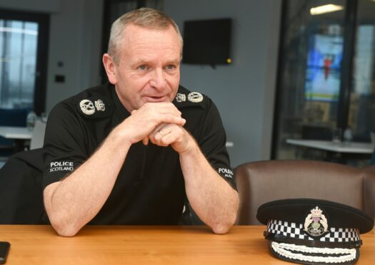 'A danger to romanticising the past': Police Scotland chief defends closure of local stations