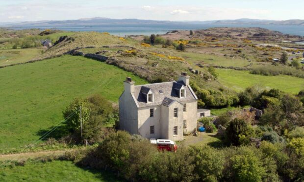 We bought the real Murder Island: The inspiring true story of Gigha