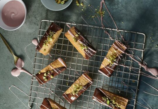 Sweet treats: These financiers are worth investing some time in