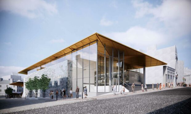 Take a look inside Aberdeen market: New images of the £75m plans